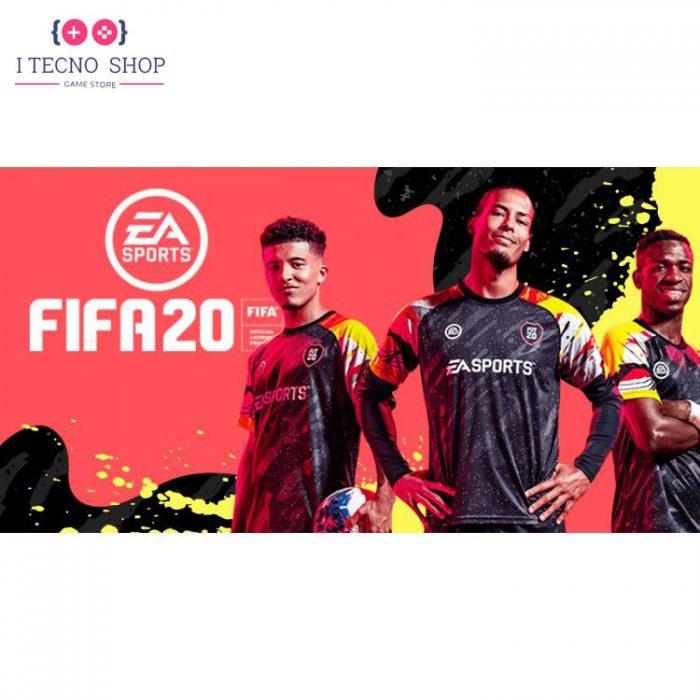 خرید بازی فیفا 20 برای PS4 1