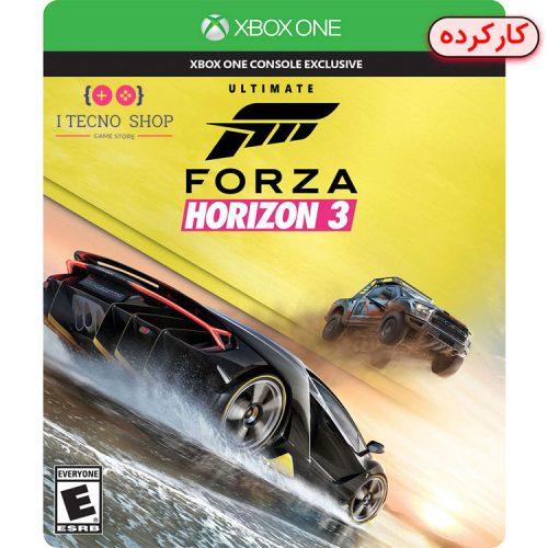خرید بازی Forza Horizon 3 - کارکرده