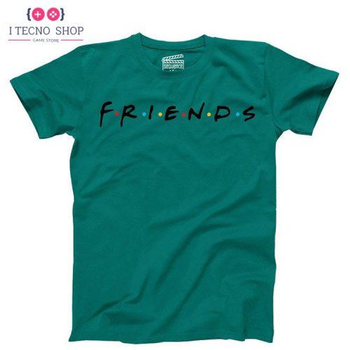 خرید تیشرت Friends - سبز رنگ