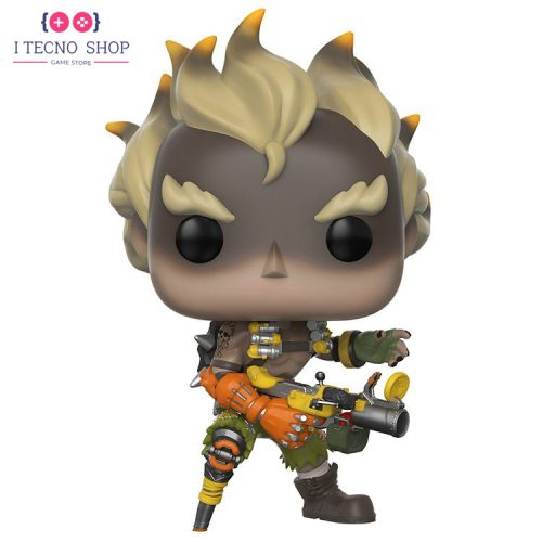 خرید عروسک POP! - شخصیت Junkrat از Overwatch