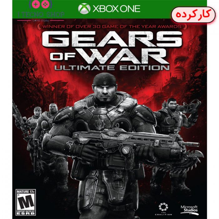 Gears Of War Ultimate Edition - Xbox One کارکرده
