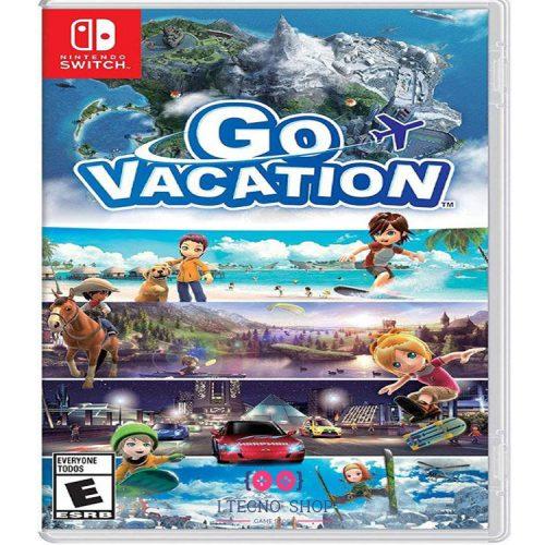 خرید بازی Go Vacation برای نینتندو سوییچ