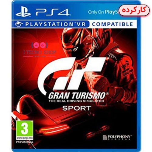 Gran Turismo Sport - PS4 - VR - کارکرده