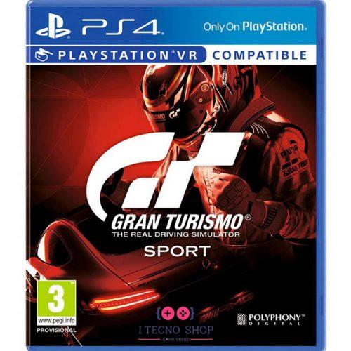 خرید Gran Turismo Sport - پلی استیشن 4