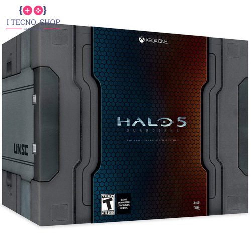 خرید بازی Halo 5 Guardians Limited Collector's Edition - انحصاری XBOX ONE