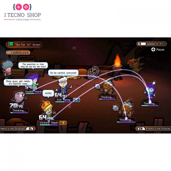 خرید بازی Heroland نسخه Knowble Edition برای PS41
