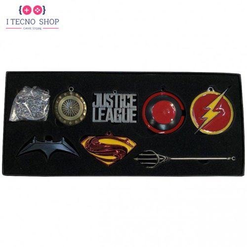 خرید ست جاسوییچی Justice League
