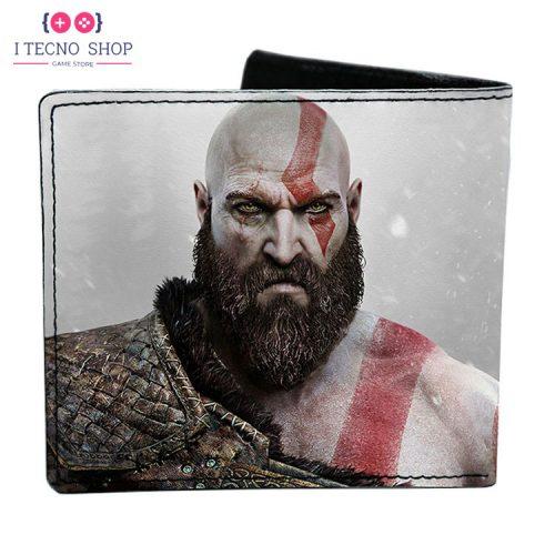 خرید کیف پول - با طرح بازی God of War