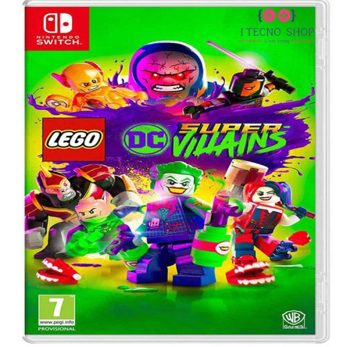خرید بازی LEGO DC Super-Villains - نینتندو سوییچ