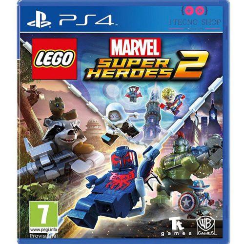خرید بازی LEGO Marvel Super Heroes 2 - پلیاستیشن 4