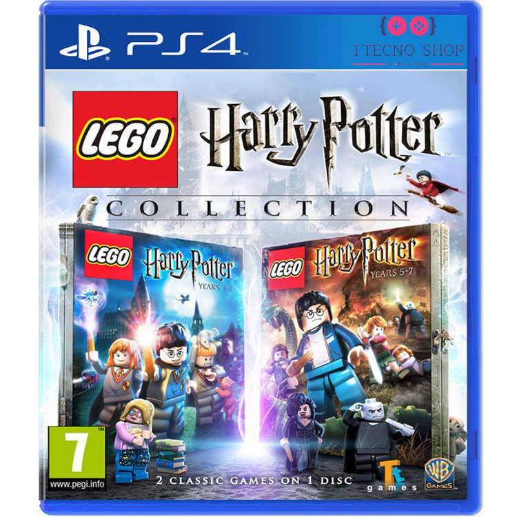 Lego Harry Potter Collection Region 2 - PS4