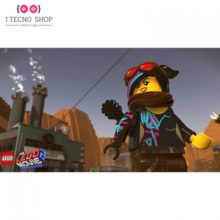 خرید بازی The Lego Movie 2 Video Game + فیلم The Lego Movie 2: The Second Part - نسخه PS4 2