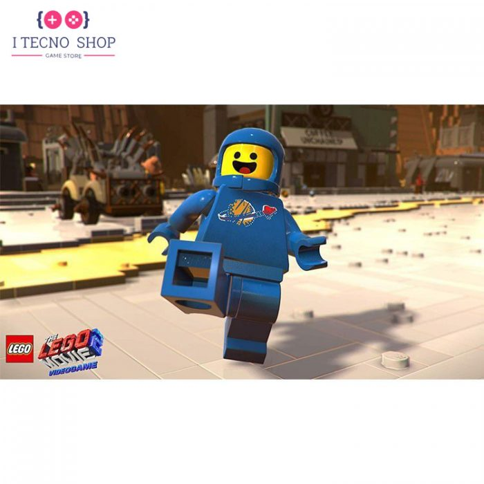 خرید بازی The Lego Movie 2 Video Game + فیلم The Lego Movie 2: The Second Part - نسخه PS4 1