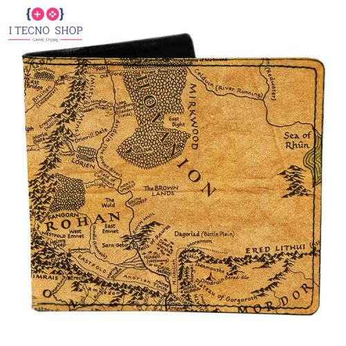 خرید کیف پول - با طرح Lord of The Rings