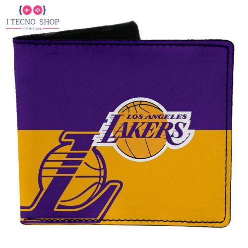 خرید کیف پول - با طرح تیم Los Angeles Lakers