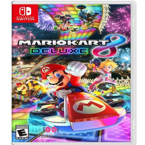 خرید بازی Mario Kart 8 Deluxe | نینتندو سوییچ
