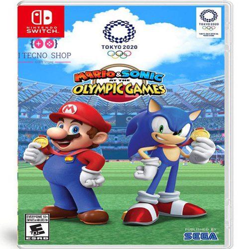 خرید بازی Mario & Sonic at Olympic Games Tokyo 2020 - انحصاری نینتندو سوییچ