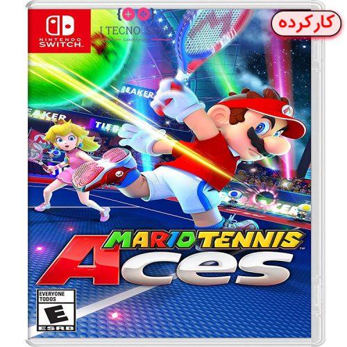 خرید بازی Mario Tennis Aces | نینتندو سوییچ کارکرده