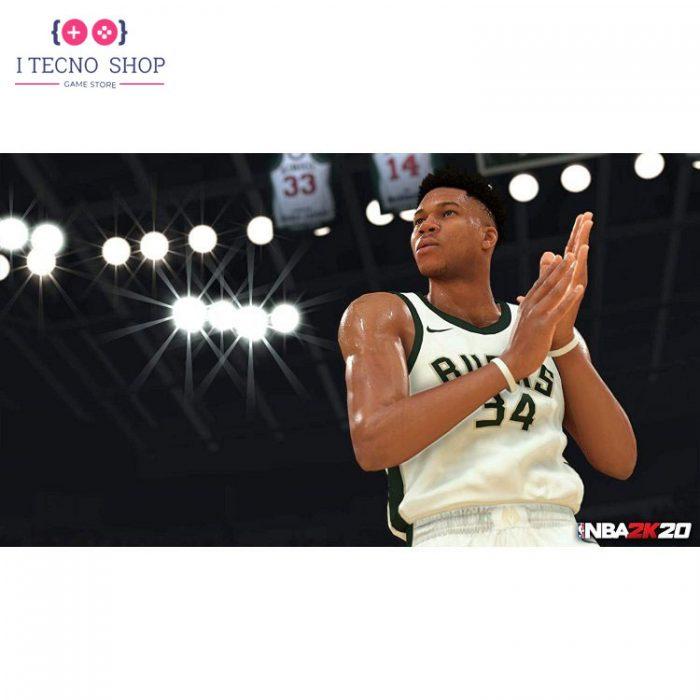 NBA 2K20 - R2 - PS4 3