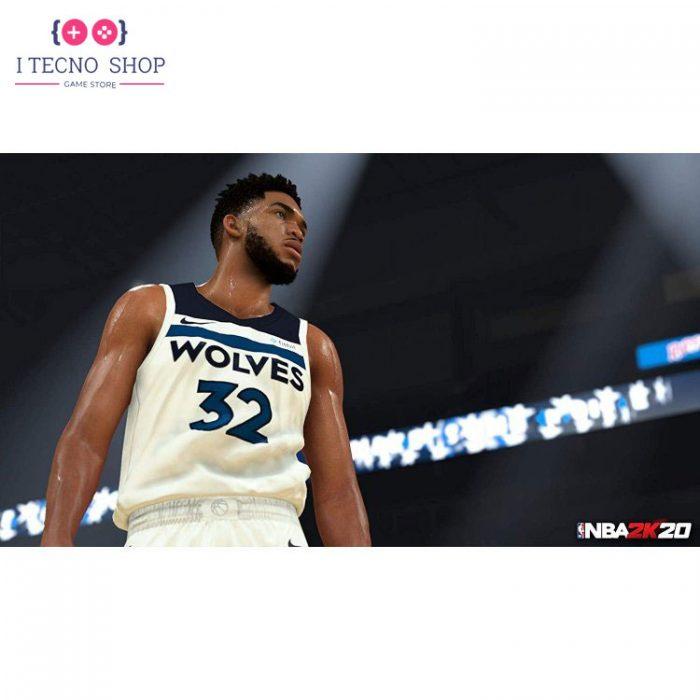 NBA 2K20 - R2 - PS4 2
