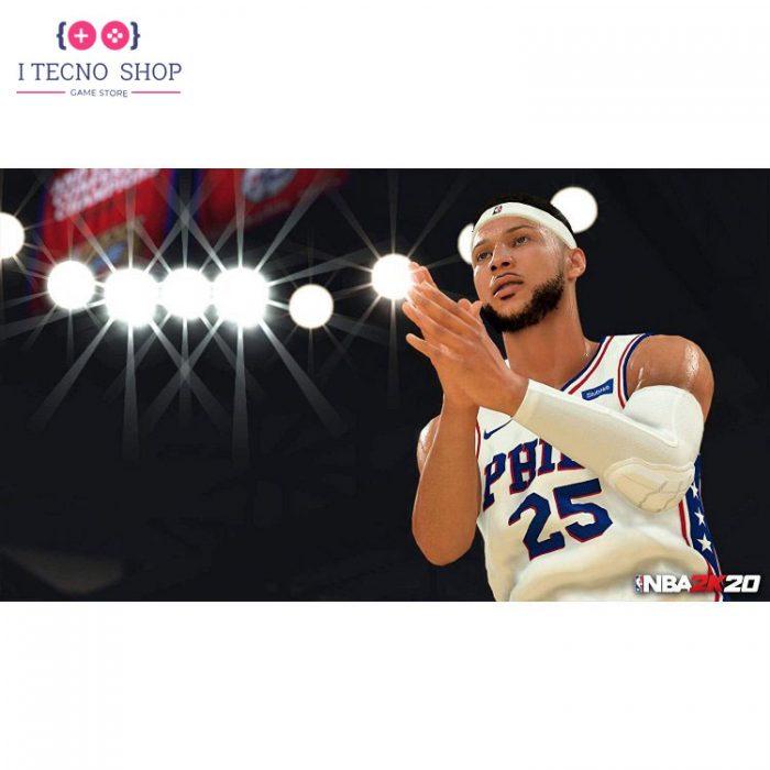 NBA 2K20 - R2 - PS4 1
