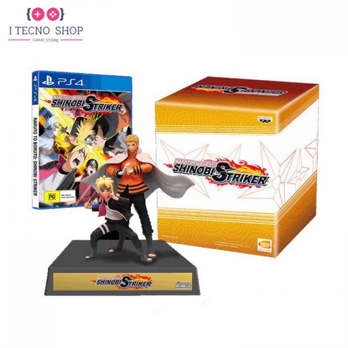 خرید بازی Naruto To Boruto Shinobi Striker Uzumaki - نسخه کالکتور1