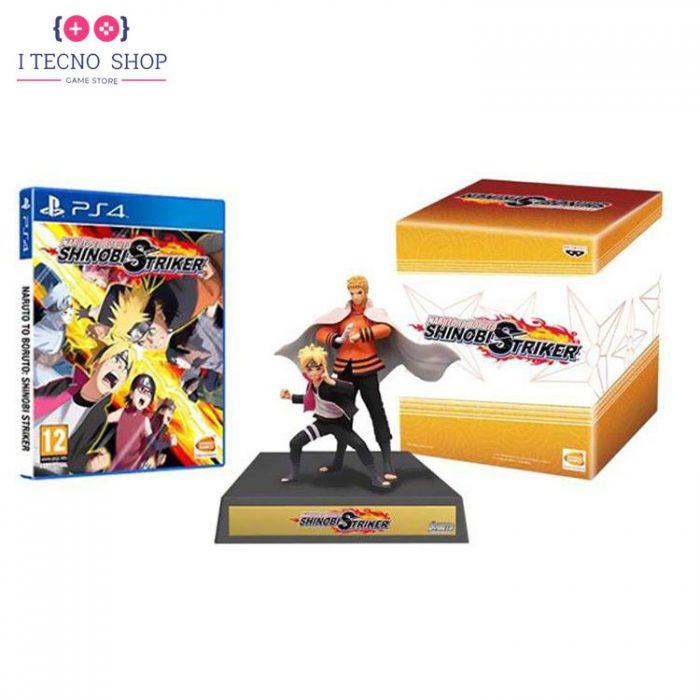 خرید بازی Naruto To Boruto Shinobi Striker Uzumaki - نسخه کالکتور
