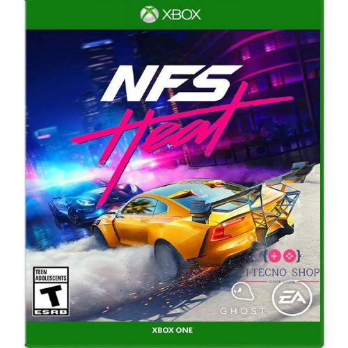 خرید بازی Need for Speed Heat - نسخه XBOX ONE