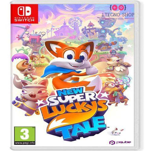 خرید بازی New Super Lucky's Tale برای نینتندو سوییچ