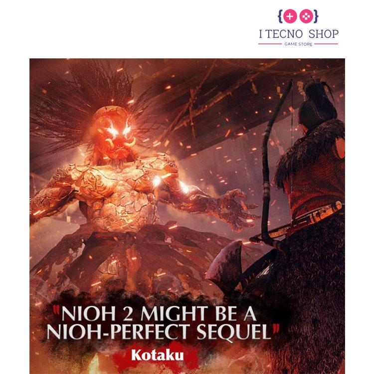 خرید بازی Nioh 2 - انحصاری PS4 2