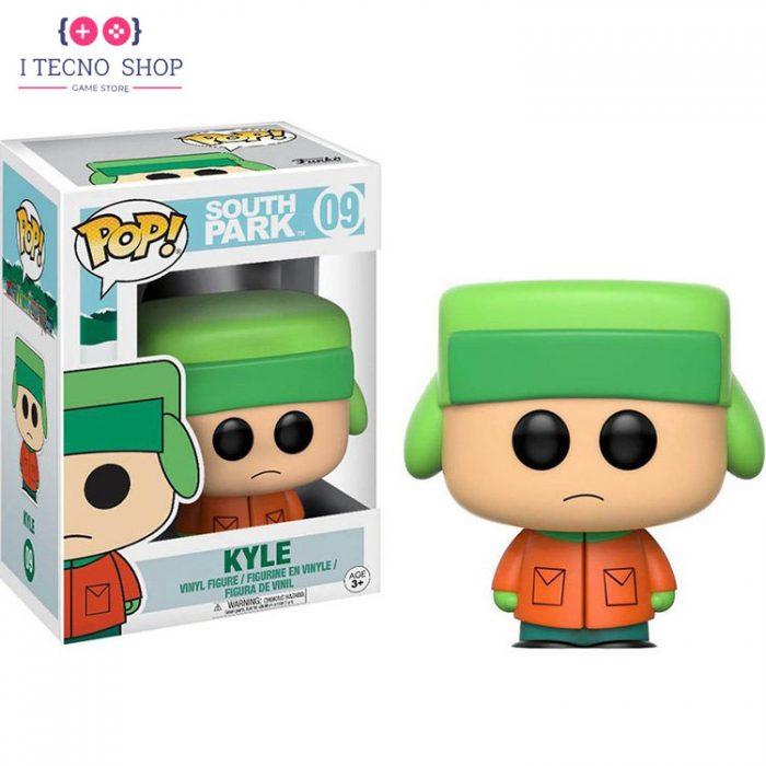 خرید عروسک POP! - شخصیت Kyle از South Park 1