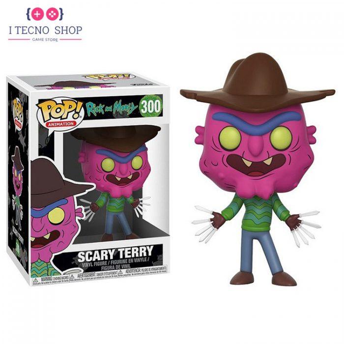 خرید عروسک POP! - شخصیت Scary Terry از Rick and Morty 1