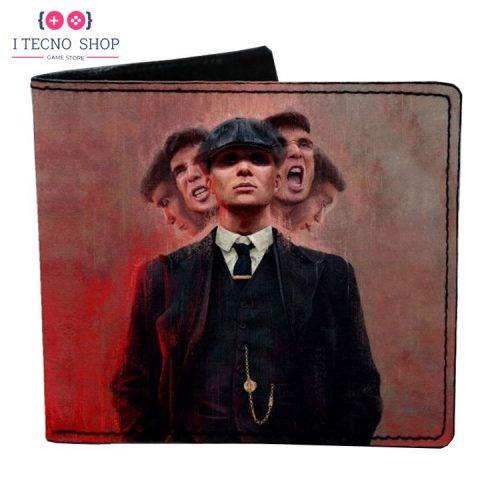 خرید کیف پول - با طرح سریال Peaky Blinders