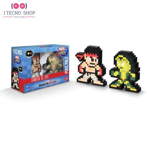 خرید اکشن فیگور Pixel Pals - جفت کاراکتر Ryu و Gamora