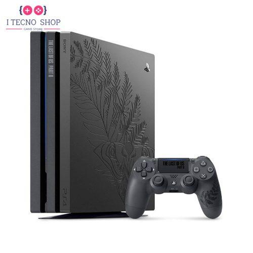 خرید پلی استیشن 4 پرو | باندل بازی The Last of Us Part II Limited Edition