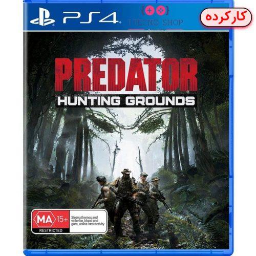 خرید بازی Predator: Hunting Grounds برای PS4 کارکرده