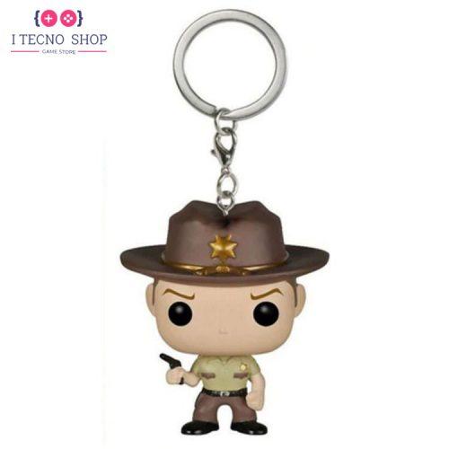 خرید جاسوییچی POP! - شخصیت ریک گرایمز از سریال مردگان متحرک