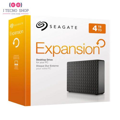 خرید هارد اکسترنال Seagate Expansion رومیزی - ظرفیت چهار ترابایت