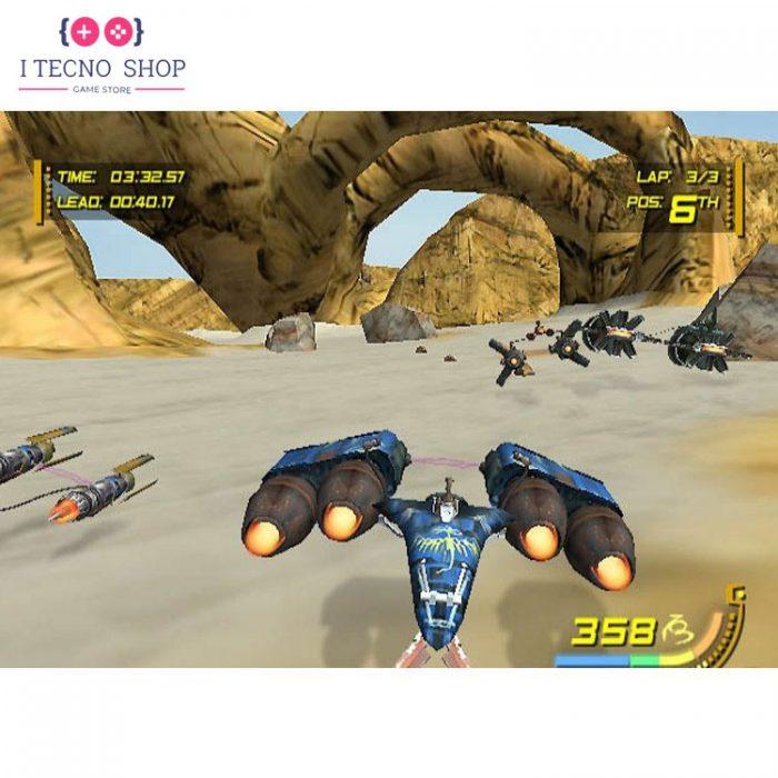 خرید بازی Star Wars Racer Revenge - نسخه PS4 2