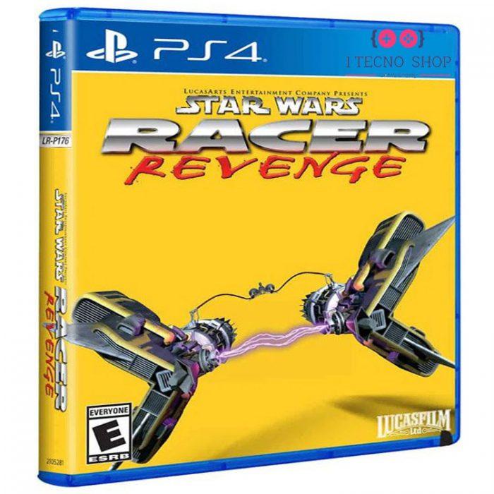 خرید بازی Star Wars Racer Revenge - نسخه PS4