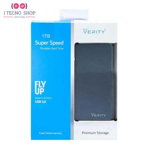 خرید هارد اکسترنال Verity Fly Up - یک ترابایت