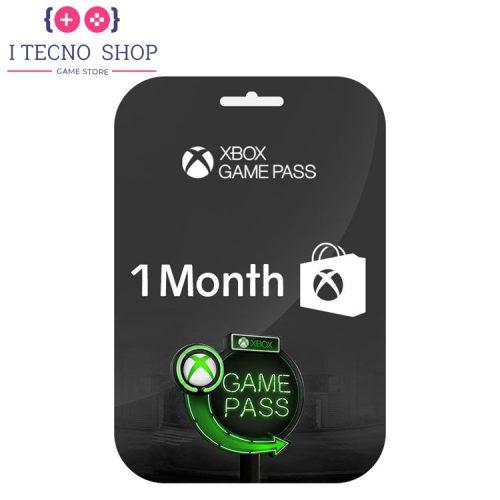 خرید گیفت کارت Xbox Game Pass - دیجیتالی