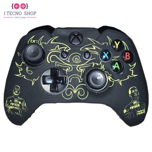 خرید Xbox One Controller cover - FIFA Yellow