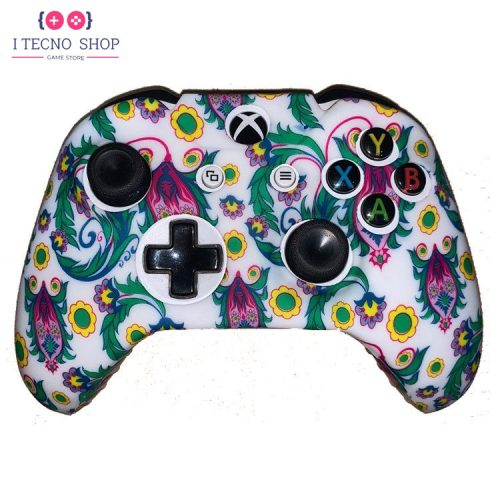 Xbox One Controller cover - Flowers