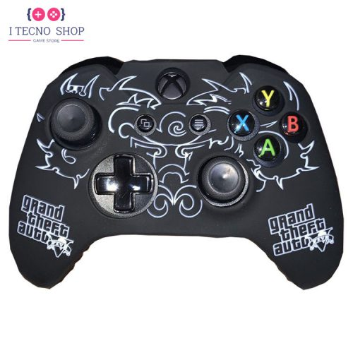 خرید Xbox One Controller cover - GTA Black