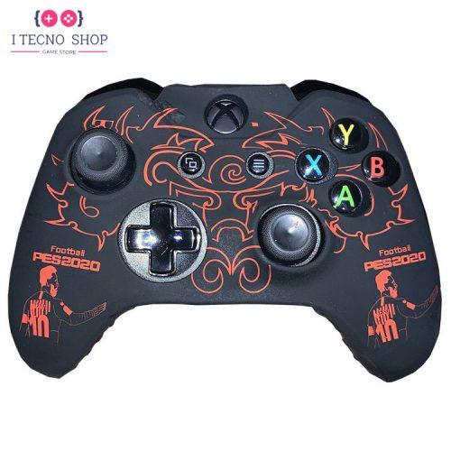 خرید Xbox One Controller cover - PES Orange