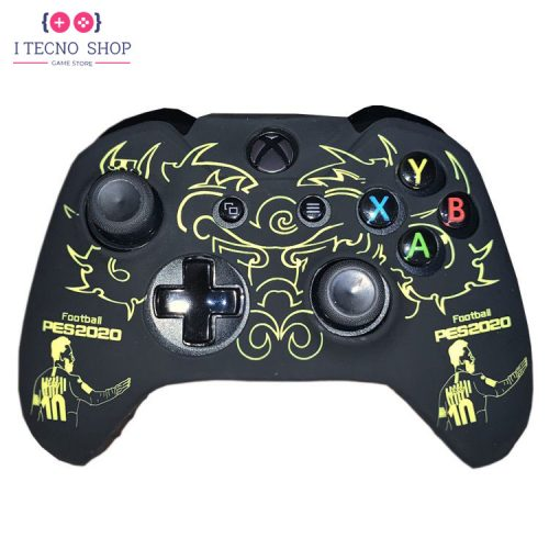 خرید Xbox One Controller cover - PES Yellow