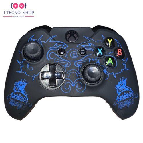 خرید Xbox One Controller cover - Red Dead Redemption 2 Blue