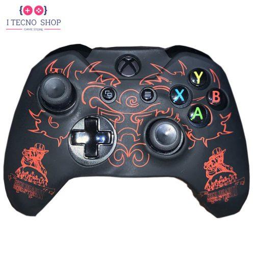 خرید Xbox One Controller cover - Red Dead Redemption 2 Orange