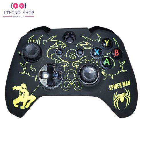 خرید Xbox One Controller cover - Spider-Man Yellow